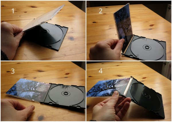 how to CD-kalender