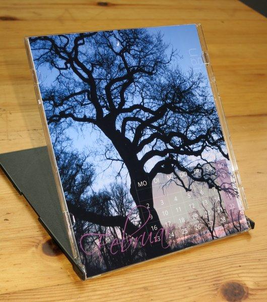 CD Kalender - so sieht er aus
