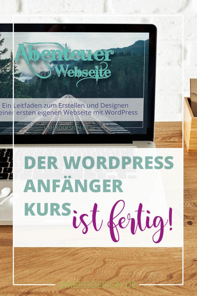 webseite erstellen mit wordpress